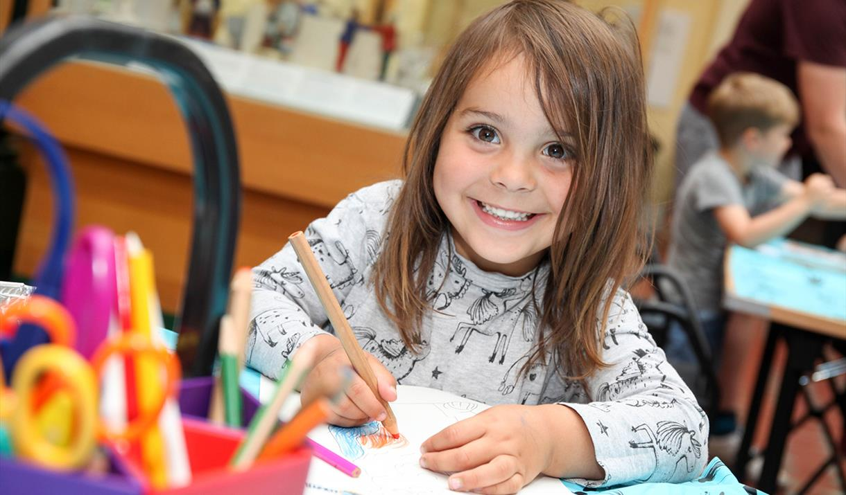 Painting Competition (Kids Activity)